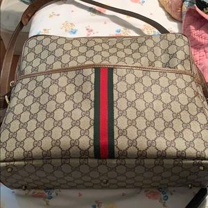 Vintage 1981 Gucci bag